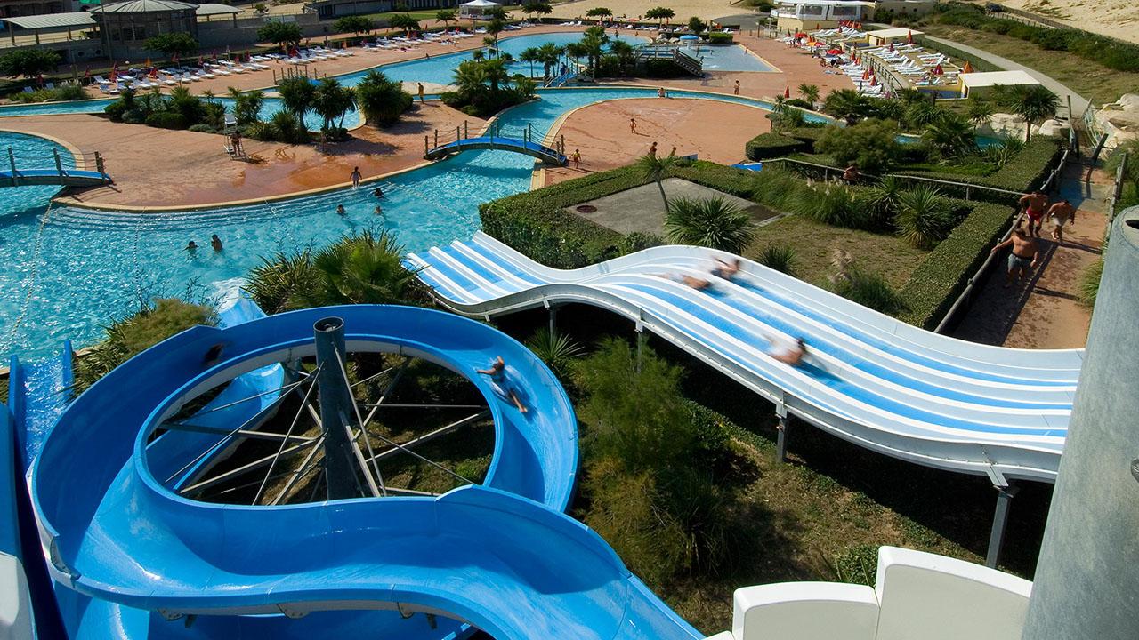 Centres de vacances et parc de loisirs